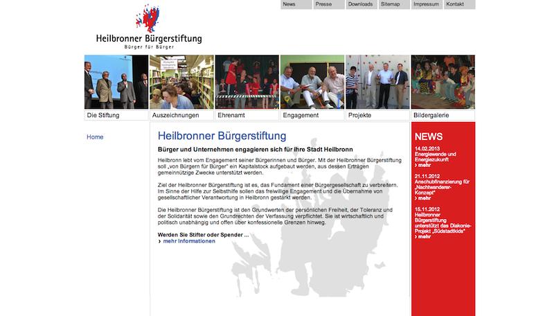 Heilbronner Bürgerstiftung