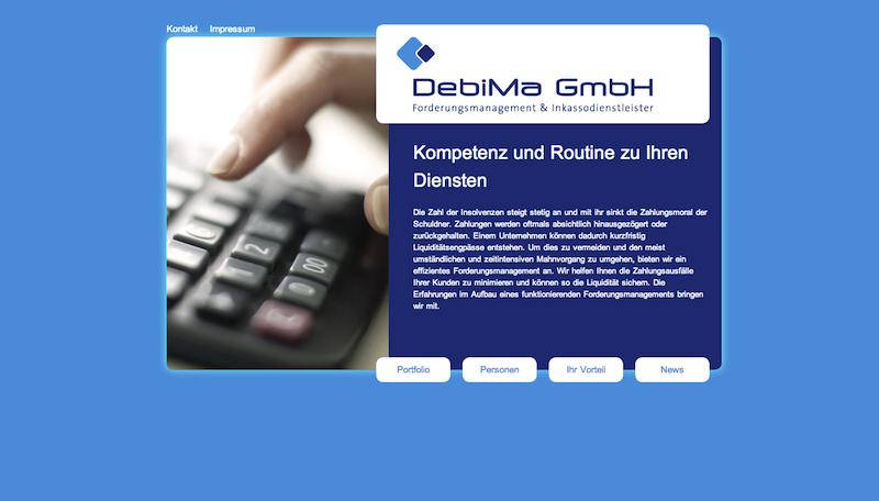 DebiMa GmbH - Forderungsmanagement & Inkassodienstleister